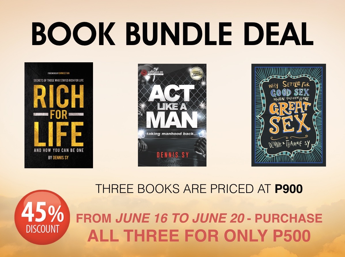 BOOK BUNDLE DEAL