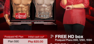 Cignal Digital Tv and my CableTv Experience