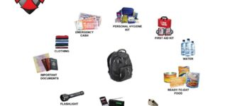 Packing your Emergency Bag and some Emergency Numbers